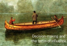 Decision-making and the locus of influence