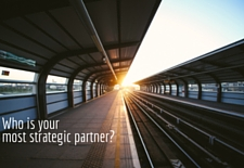 Who is your most strategic partner?