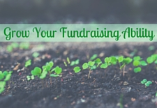 Grow your fundraising ability