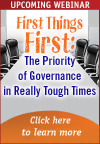 governance--upcoming 2